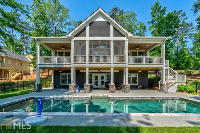 1160 Glen Eagle Dr, Greensboro, GA 30642 (MLS #8593400) :: Ashton Taylor Realty