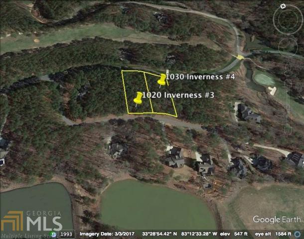 1030 Inverness Dr #3, Greensboro, GA 30642 (MLS #8593587) :: The Heyl Group at Keller Williams