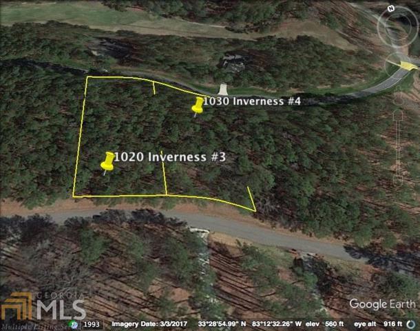 1020 Inverness Dr #3, Greensboro, GA 30642 (MLS #8593591) :: Ashton Taylor Realty