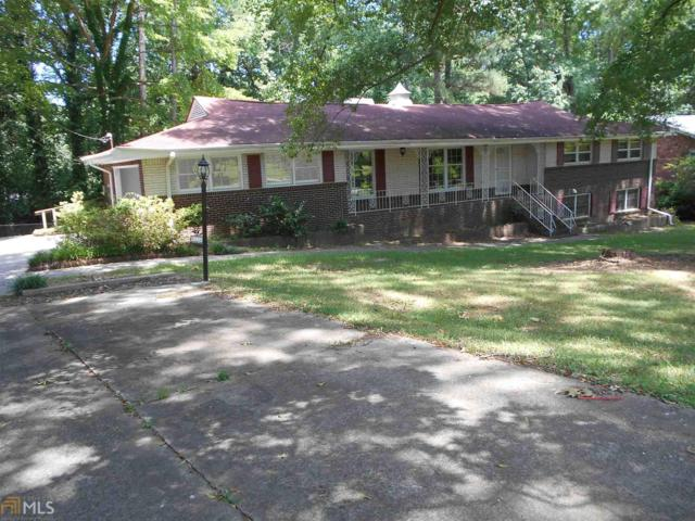 6116 Navaho Trl, Morrow, GA 30260 (MLS #8593762) :: The Heyl Group at Keller Williams