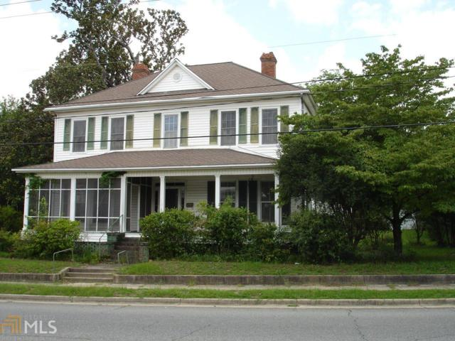 616 S Main St, Sylvania, GA 30467 (MLS #8595427) :: Athens Georgia Homes