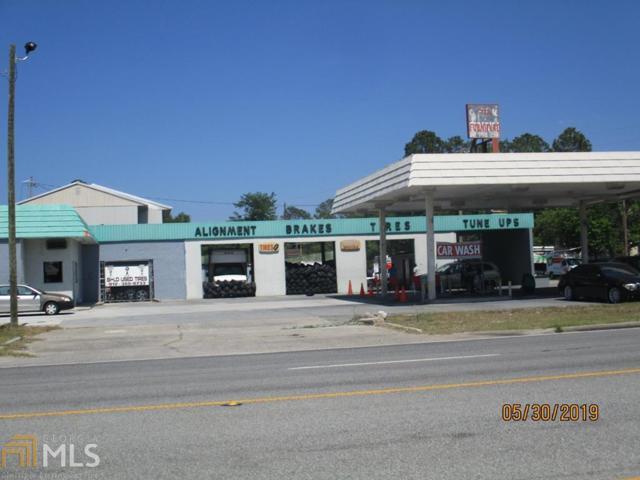 412 W General Screven Way, Hinesville, GA 31313 (MLS #8595439) :: Rettro Group