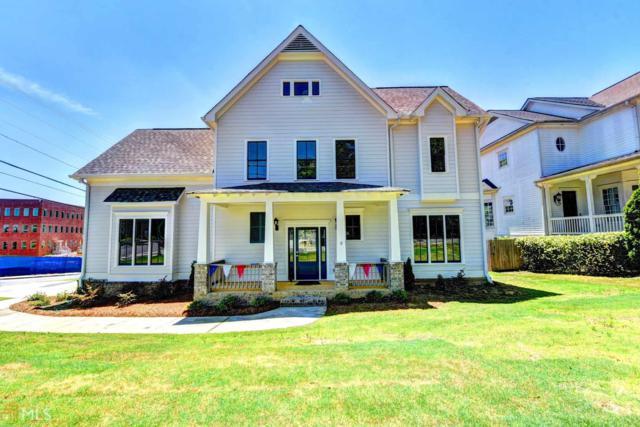 631 W Peachtree St, Norcross, GA 30071 (MLS #8596083) :: The Heyl Group at Keller Williams