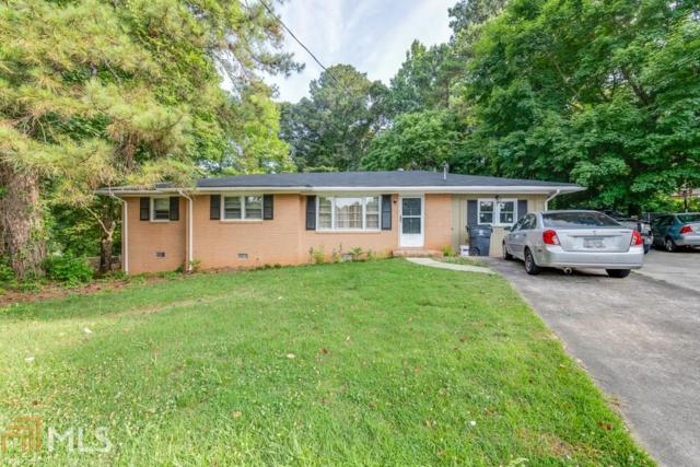 6549 Wendell Cir, Morrow, GA 30260 (MLS #8596107) :: The Heyl Group at Keller Williams