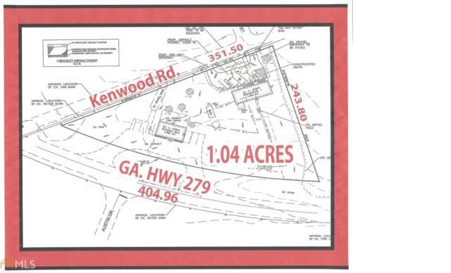 198 Kenwood Rd, Fayetteville, GA 30214 (MLS #8596415) :: Rettro Group