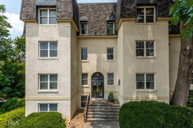 1230 Piedmont Ave #307, Atlanta, GA 30309 (MLS #8596455) :: Rettro Group
