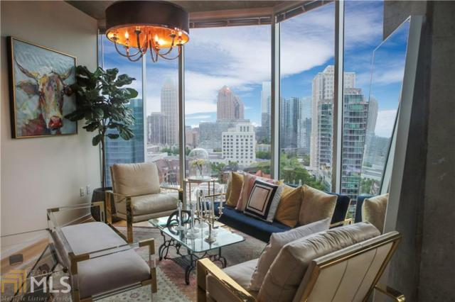 860 Peachtree St #1501, Atlanta, GA 30308 (MLS #8597522) :: Rettro Group
