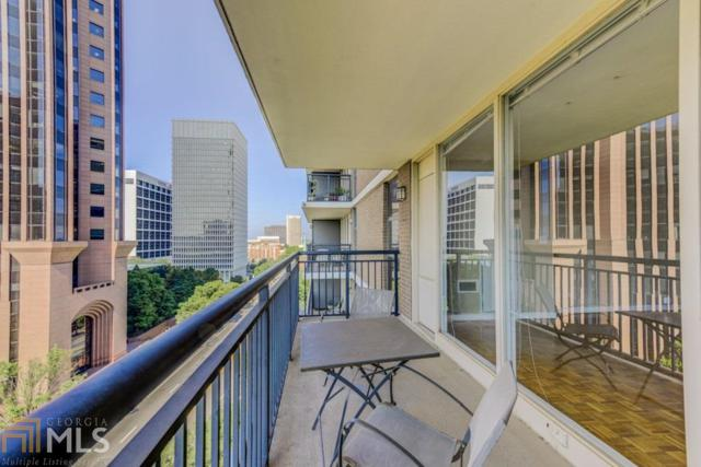 620 Peachtree St #909, Atlanta, GA 30308 (MLS #8598210) :: Rettro Group