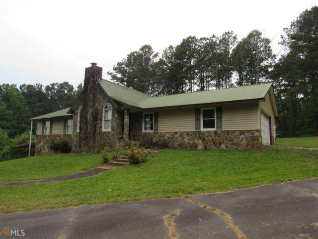 6058 Mt Zion Rd, Waco, GA 30182 (MLS #8598434) :: The Heyl Group at Keller Williams