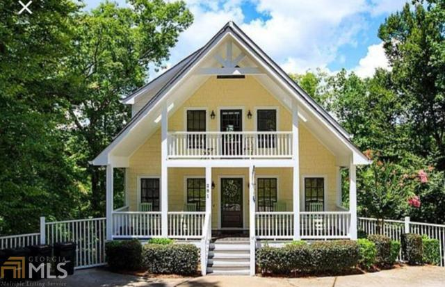 281 Chestatee View Dr, Dawsonville, GA 30534 (MLS #8598811) :: The Heyl Group at Keller Williams