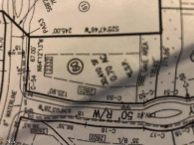 2601 SW Carrington Way #61, Conyers, GA 30094 (MLS #8599215) :: Military Realty
