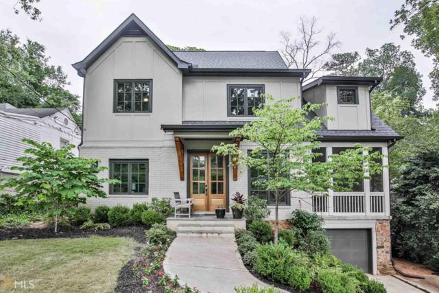 211 Chelsea Dr, Decatur, GA 30030 (MLS #8599703) :: Buffington Real Estate Group