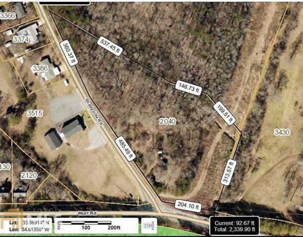 2040 Hurt Rd, Marietta, GA 30008 (MLS #8600314) :: Rettro Group