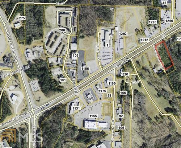 0 Bankhead Hwy 183/202 C36, Carrollton, GA 30117 (MLS #8600530) :: Rettro Group