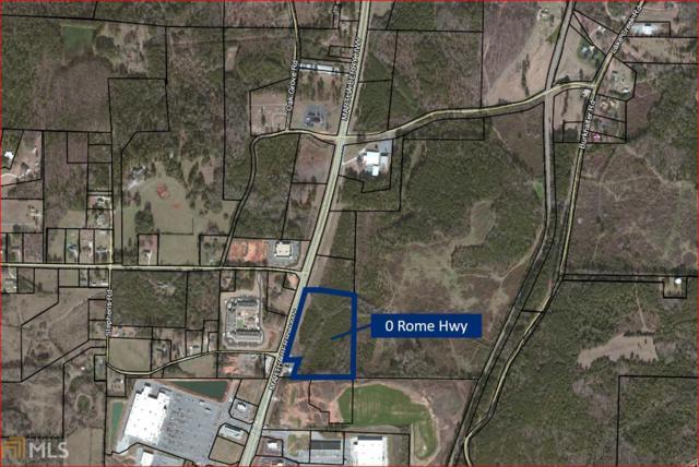 0 Rome Highway Us 27 S, Cedartown, GA 30125 (MLS #8600632) :: Rettro Group
