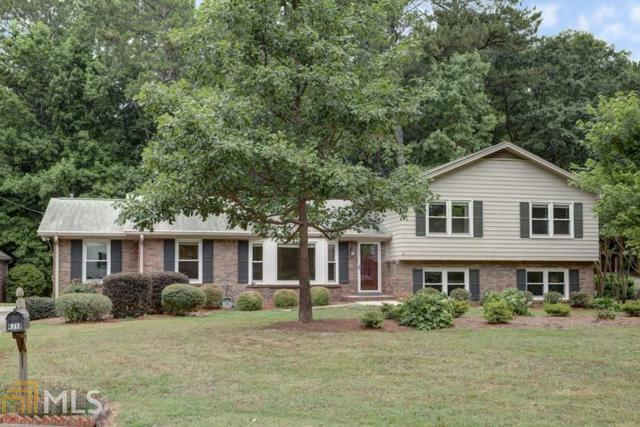 4714 Andalusia Ct, Dunwoody, GA 30360 (MLS #8600732) :: Royal T Realty, Inc.