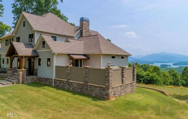 389 Chatuge Shores Overlook, Hayesville, NC 28904 (MLS #8600742) :: The Heyl Group at Keller Williams