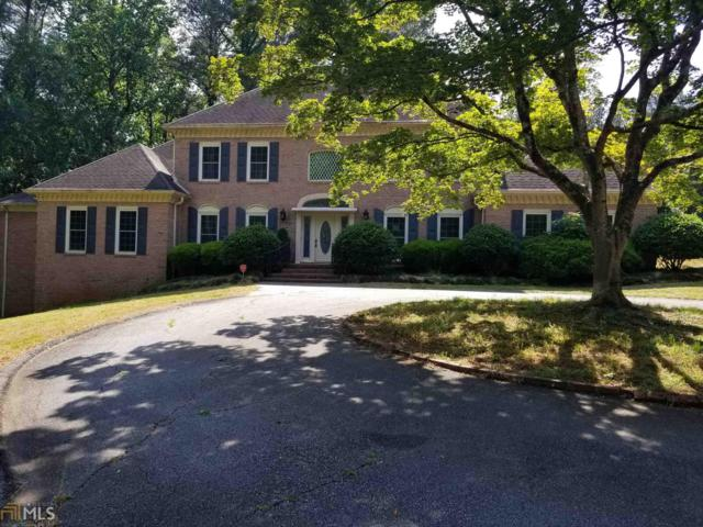 1642 Silver Hill Rd, Stone Mountain, GA 30087 (MLS #8601048) :: The Heyl Group at Keller Williams