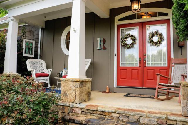 4407 Ridge Gate Dr, Gainesville, GA 30506 (MLS #8601558) :: The Heyl Group at Keller Williams