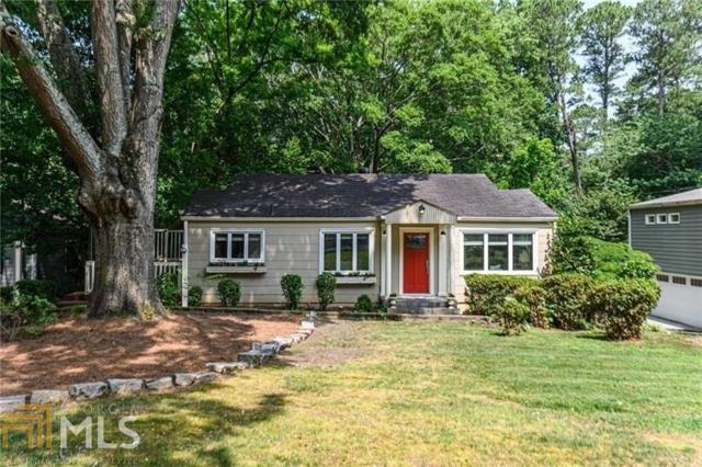 1080 Ralph Rd, Atlanta, GA 30324 (MLS #8601683) :: The Heyl Group at Keller Williams