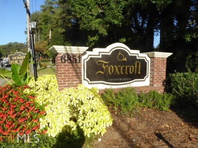 6851 Roswell Rd K-18, Sandy Springs, GA 30328 (MLS #8601849) :: Rettro Group