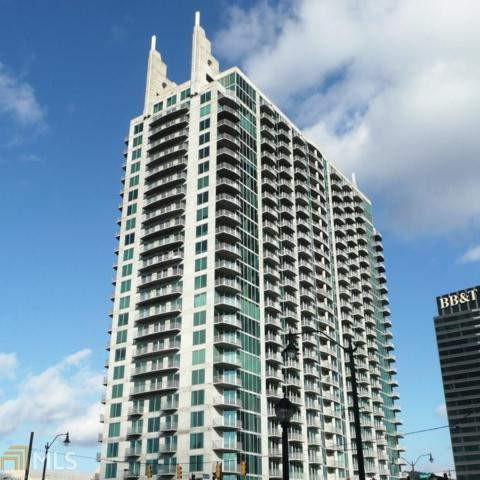361 17th St #2120, Atlanta, GA 30363 (MLS #8601968) :: Rettro Group