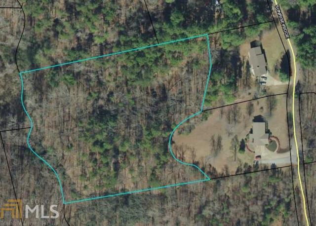 0 Sunrise Ridge Tr 2,3 4.39Ac, Baldwin, GA 30511 (MLS #8602602) :: Buffington Real Estate Group