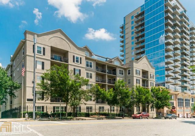1075 Peachtree Walk A201, Atlanta, GA 30309 (MLS #8602873) :: The Heyl Group at Keller Williams
