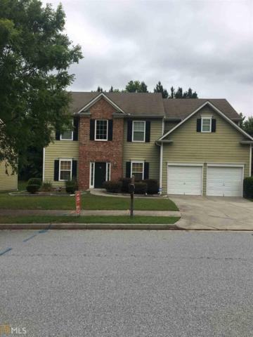 7681 Overlook Bend, Fairburn, GA 30213 (MLS #8602908) :: The Heyl Group at Keller Williams