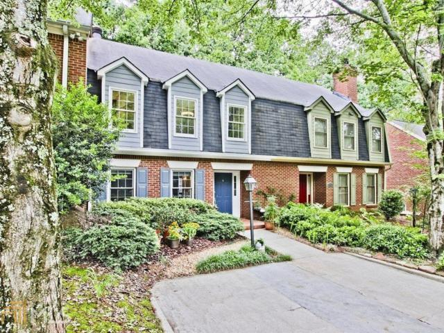 1363 E Rock Springs Rd, Atlanta, GA 30306 (MLS #8602934) :: The Heyl Group at Keller Williams
