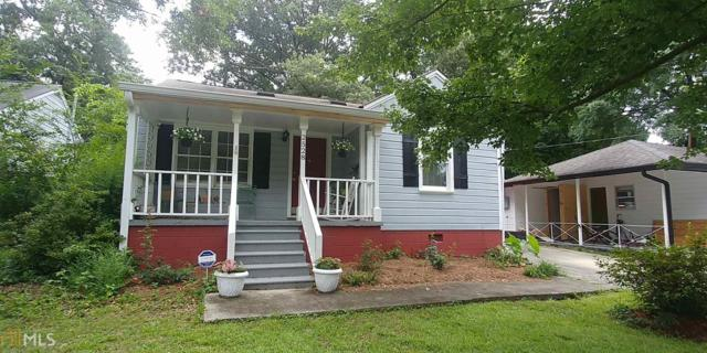 2528 Forrest Ave, Atlanta, GA 30318 (MLS #8603082) :: The Heyl Group at Keller Williams