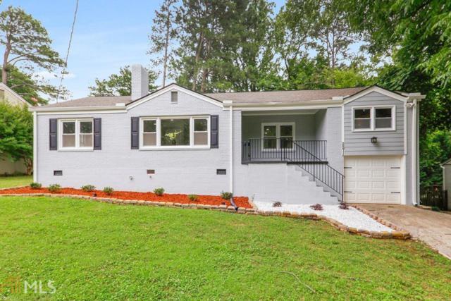 2271 Eastway Rd, Decatur, GA 30033 (MLS #8603284) :: The Heyl Group at Keller Williams