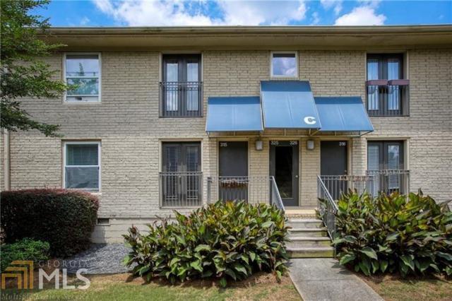 2023 Oakview Road #315, Atlanta, GA 30317 (MLS #8603427) :: The Heyl Group at Keller Williams