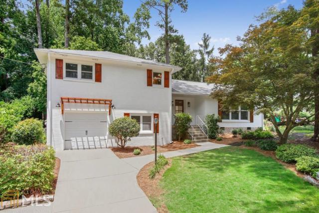 2256 Tanglewood Rd, Decatur, GA 30033 (MLS #8603469) :: The Heyl Group at Keller Williams
