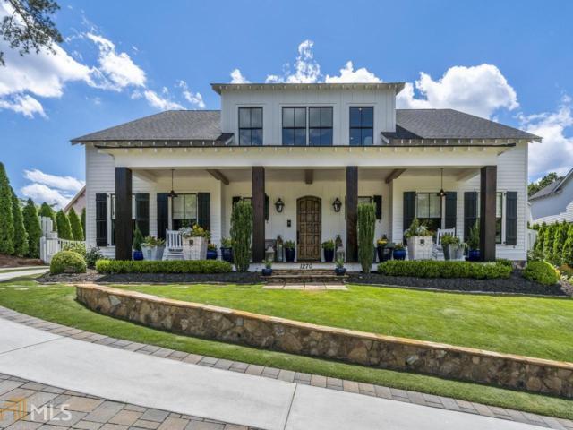1270 Canton St, Roswell, GA 30075 (MLS #8603472) :: Bonds Realty Group Keller Williams Realty - Atlanta Partners