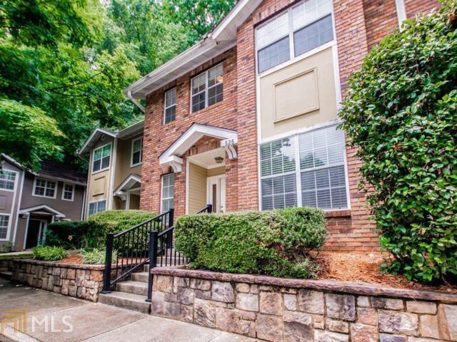 526 Woodbridge Hollow Court Ne, Atlanta, GA 30306 (MLS #8603649) :: The Heyl Group at Keller Williams