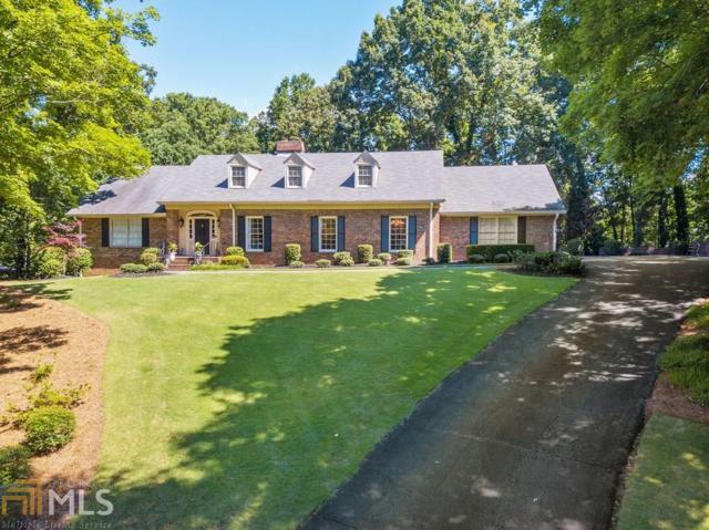 715 Fair Oaks Manor, Sandy Springs, GA 30327 (MLS #8603680) :: The Heyl Group at Keller Williams
