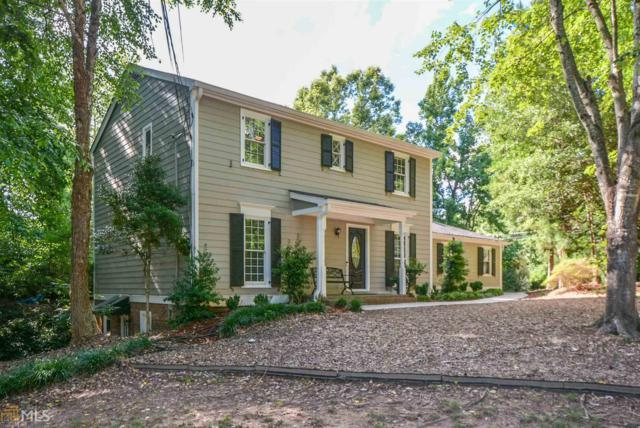 2824 Fontainebleau Dr, Dunwoody, GA 30360 (MLS #8603834) :: Royal T Realty, Inc.