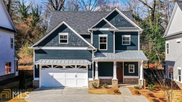 161 Candler Road Se, Atlanta, GA 30317 (MLS #8603840) :: The Heyl Group at Keller Williams