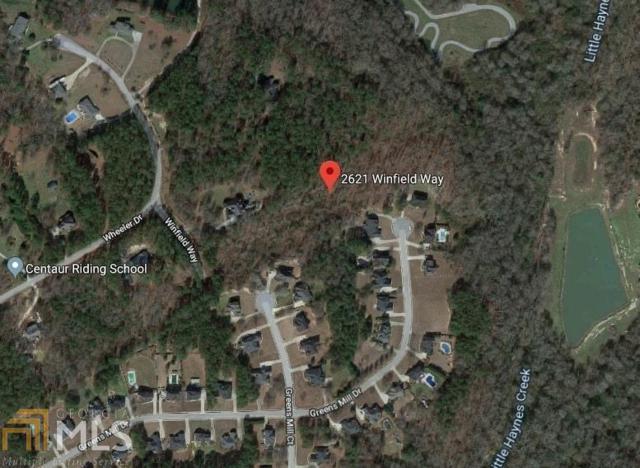2621 Winfield Way, Loganville, GA 30052 (MLS #8603845) :: Ashton Taylor Realty