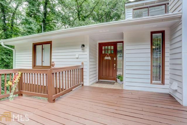 1390 Twin Oaks Cir, Smyrna, GA 30080 (MLS #8604005) :: Crown Realty Group
