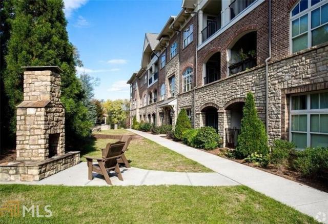 625 Piedmont Avenue Ne #1030, Atlanta, GA 30308 (MLS #8604045) :: The Heyl Group at Keller Williams