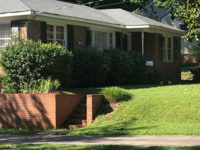 605 Forrest Ave, Griffin, GA 30224 (MLS #8604108) :: The Heyl Group at Keller Williams
