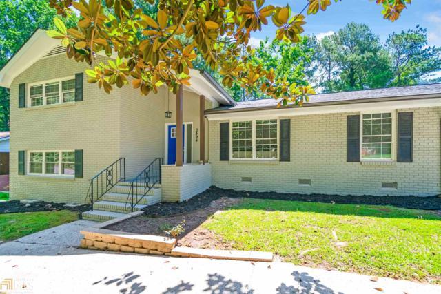 3494 Heritage Valley, Atlanta, GA 30331 (MLS #8604140) :: Ashton Taylor Realty