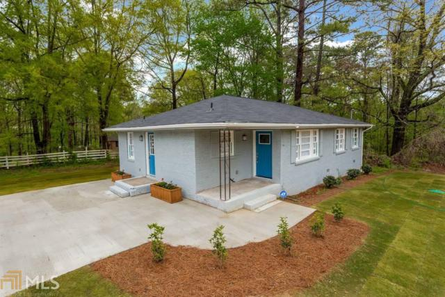 10264 Old Atlanta Highway, Covington, GA 30014 (MLS #8604163) :: The Heyl Group at Keller Williams