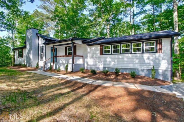 5475 Chapel Hill Rd, Douglasville, GA 30135 (MLS #8604230) :: The Heyl Group at Keller Williams