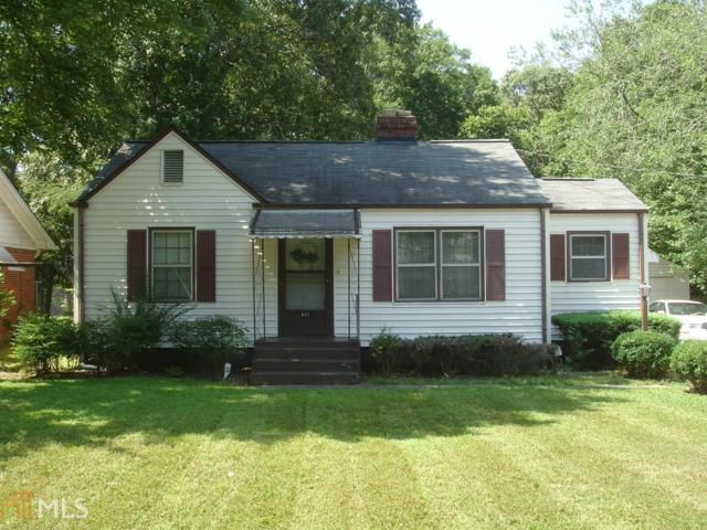 641 Georgia Ave., Forest Park, GA 30297 (MLS #8604399) :: The Heyl Group at Keller Williams