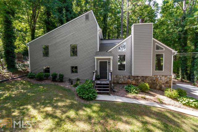 4068 Stephanie Court Nw, Kennesaw, GA 30152 (MLS #8604448) :: The Heyl Group at Keller Williams
