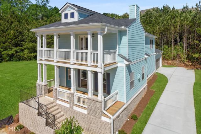 2342 Terrace View Circle #43, Atlanta, GA 30315 (MLS #8604467) :: Crown Realty Group