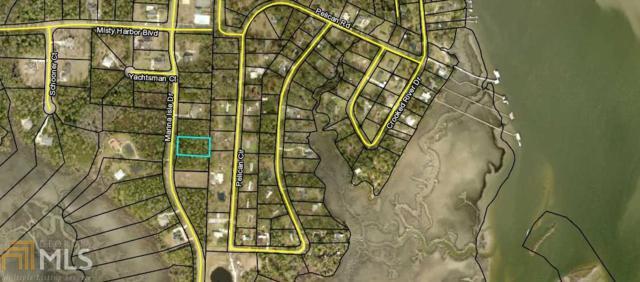 0 Marina Isle Drive #134, Woodbine, GA 31569 (MLS #8604534) :: Crown Realty Group